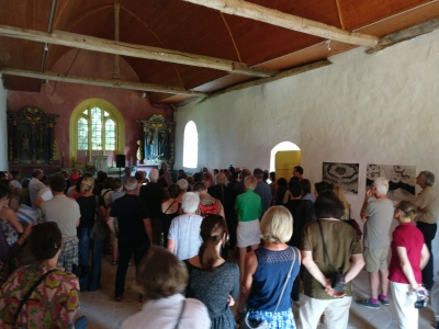 accueil WEEK-END DE VERNISSAGE